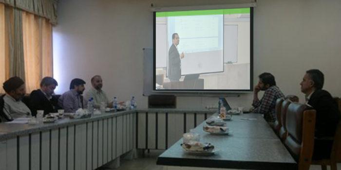 ویدئو کنفرانس در آموزش